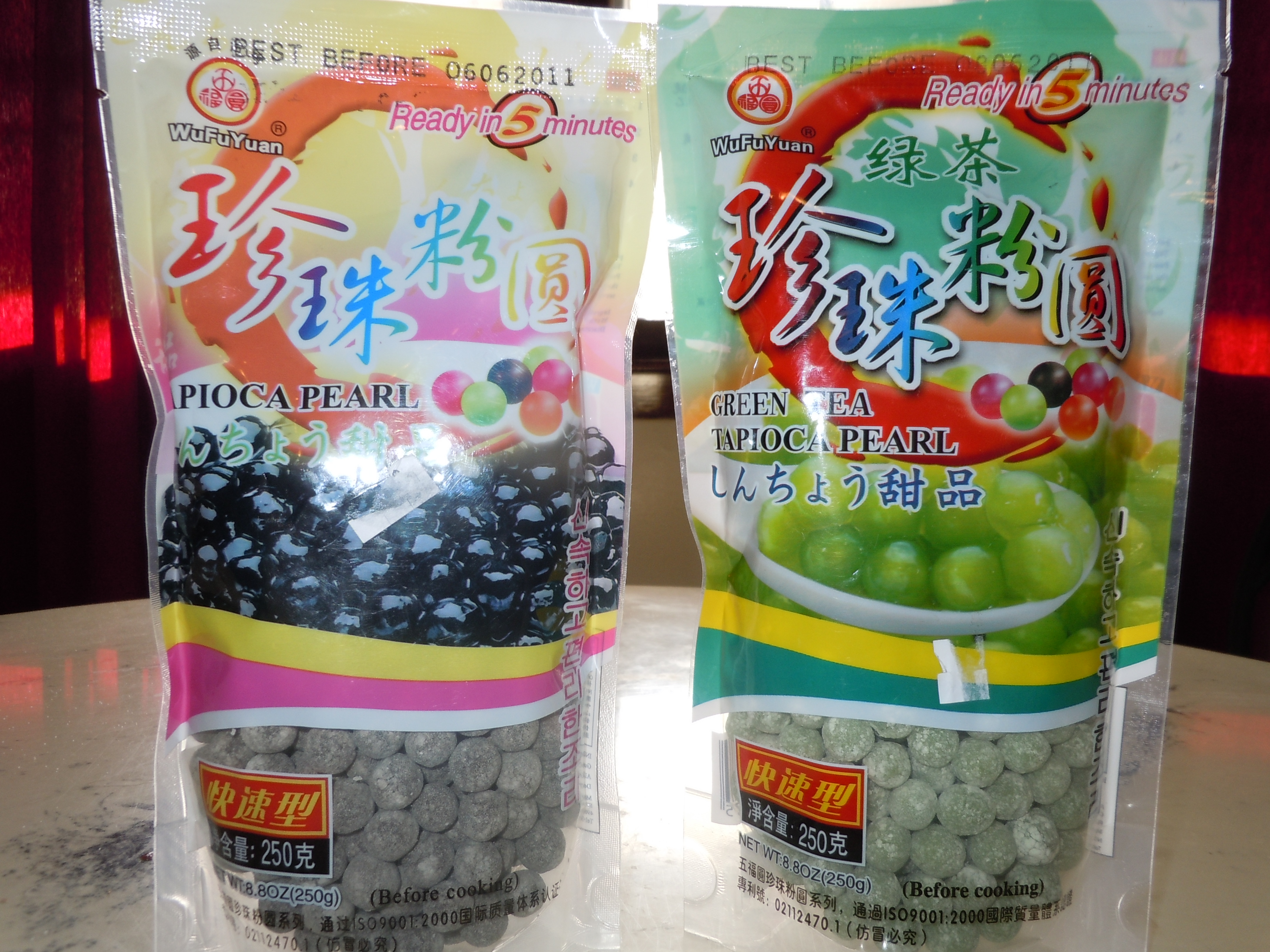 Is Sago the Same as Tapioca Pearl?